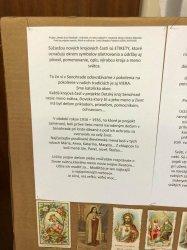 Výstava Detský kroj Senohrad 1916-1936, ktorá sa konala v dňoch 17. a 18. júla 2021